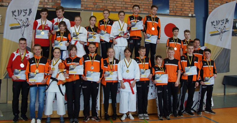 Landesmeisterschaft Karate 2019