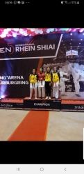 International Sen5 Rhein Shiai 2020